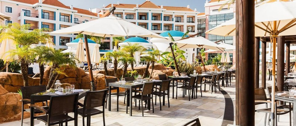 - As Cascatas Golf Resort & Spa Vilamoura - Vilamoura